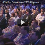 Colin Powell at Dreamforce 2009 [VIDEO] #DF09