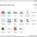 VMware Horizon App Manager: Web App Management Service for Google Apps, Salesforce, others