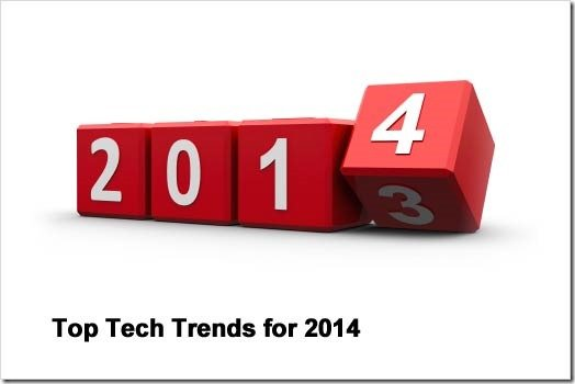 Top Tech Trends for 2014