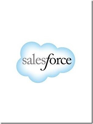 Salesforce Logo 300x400