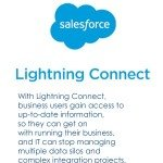 Salesforce1 Lightning Connect for Fastest Integration with Legacy Data Sources