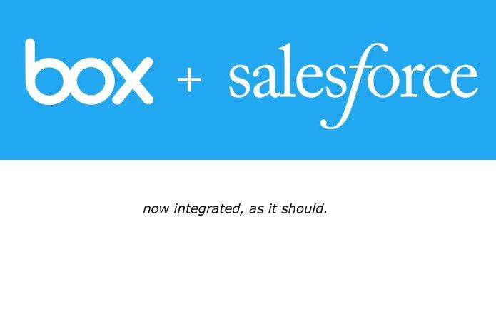 Box Salesforce Intergration