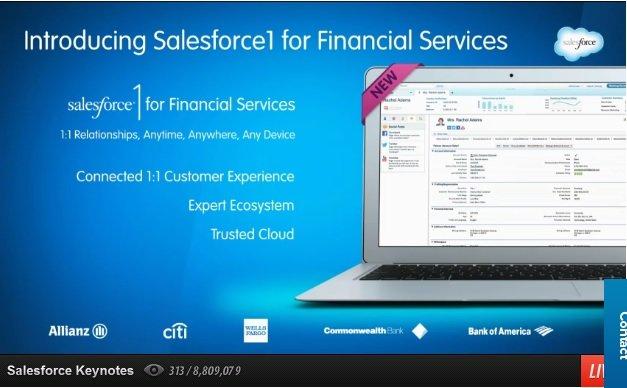 Salesforce1 keynote 5