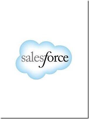 Salesforce Logo 300x400