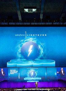 Dreamforce 2014, Salesforce Lightning
